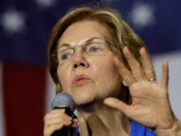 Elizabeth Warren Promises She 'Will Be There' for an Impeachment Trial in Senate