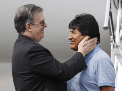 Bolivia: Socialist Evo Morales Lands in Mexico, Claims Assassination Plot