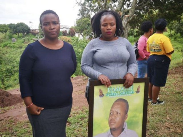family of Sifiso Mtshali