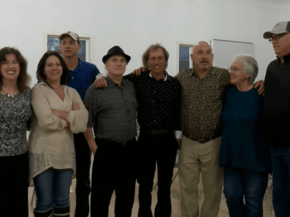 From a DNA test, seven siblings found out they have a half-brother who they've never met until tonight, Nov. 16. From a DNA test, seven siblings found out they have a half-brother who they've never met until tonight, Nov. 16.