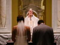 Bishop Renato Marangoni of the northern Italian diocese of Belluno-Feltre has apologized to remarried Catholics, urging them to come forward and receive the Eucharist.