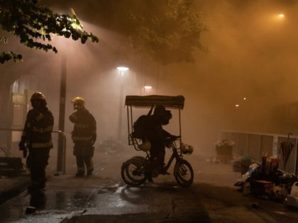 Hong Kong Police Turn University Campus into War Zone