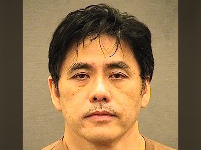 This undated file photo provided by the Alexandria Sheriff's Office shows Jerry Chun Shing Lee. The former CIA officer who pleaded guilty to an espionage conspiracy with China could be facing more than two decades in prison. Fifty-five-year-old Lee is scheduled for sentencing Friday, Nov. 22, 2019, in federal court …