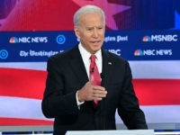 Joe Biden Stutters, Rambles in First Answer at Atlanta Democrat Debate