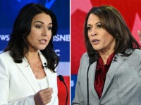 Tulsi Gabbard and Kamala Harris Brawl at Democrat Debate