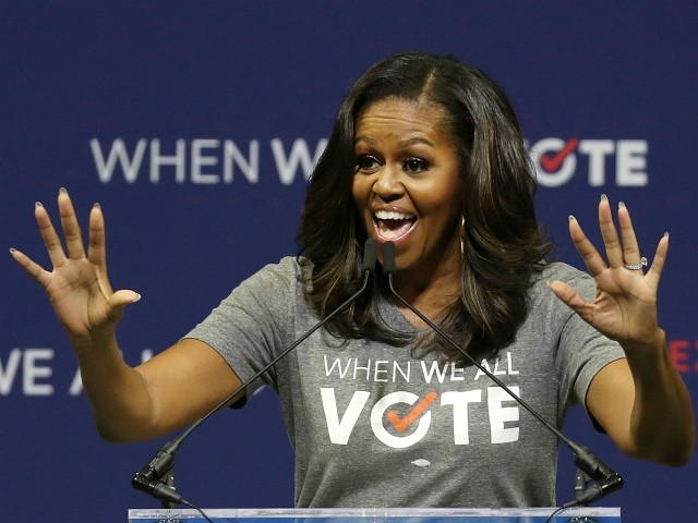 Michelle Obama, Celebs Sound Alarm on Voter Registration 100 Days from Election