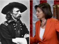 George Armstrong Custer, Nancy Pelosi