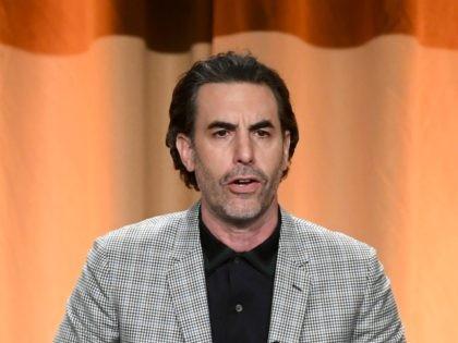 actor Sacha Baron Cohen