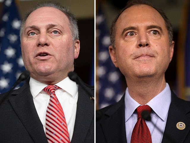 steve-scalise-adam-schiff-getty
