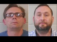 Terry David Bateman, 45, and Bradley Allen Rowland, 40, who both worked at Henderson State University in Arkadelphia, Arkansas, as associate professors of chemistry were arrested Friday afternoon, the Clark County Sheriff's Department said in a statement.