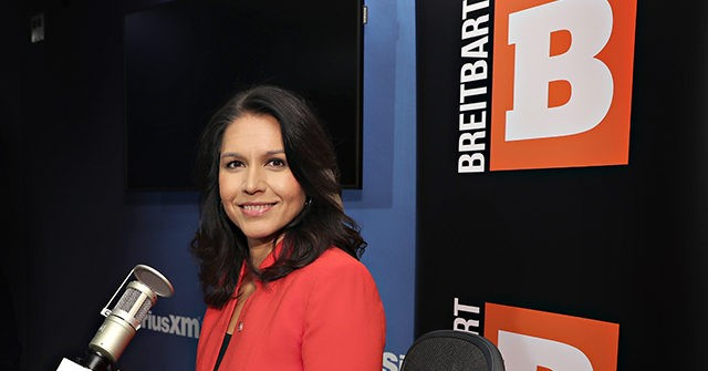Tulsi Gabbard to Breitbart News: 'We Do Not Have a Nation If We Do Not Have Borders'