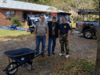 Navy Veteran Receives Roof Free of Charge
