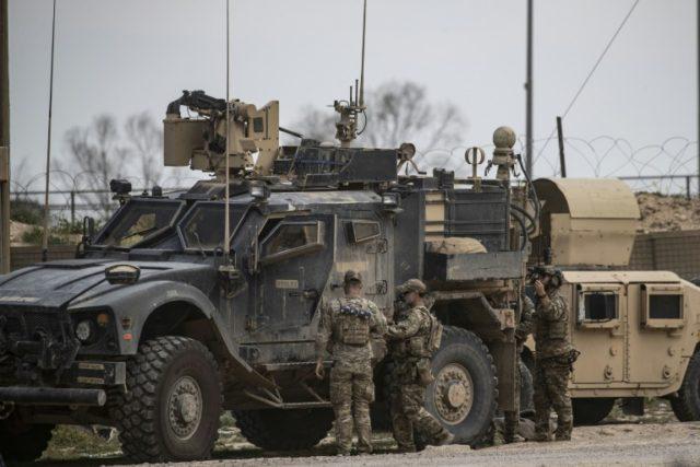 Pentagon: Syria oil revenue going to Kurdish fighters