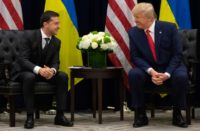 Trump Teases Release of First Conversation with Volodymyr Zelensky