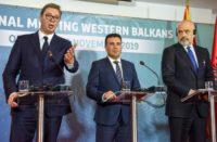 Balkans leaders discuss common market after EU snub