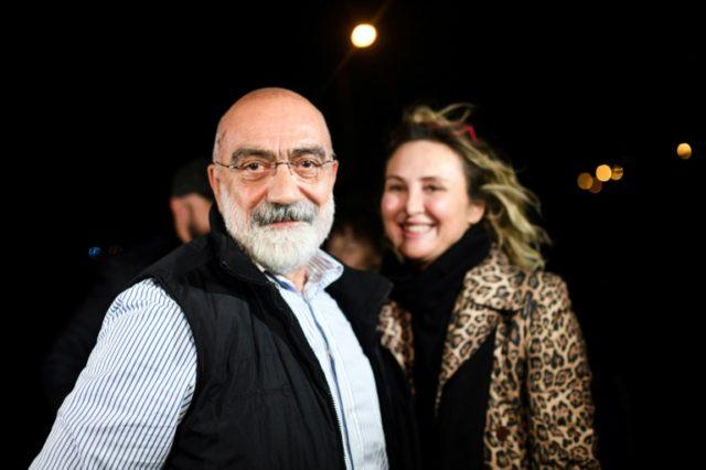 Turkey court orders rearrest of journalist Ahmet Altan