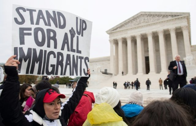 Supreme Court hears arguments on 'Dreamers' program Trump wants axed