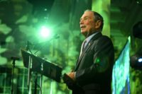Michael Bloomberg Officially Files Statement of Candidacy