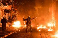Greece braces for violence-prone annual demo