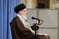 Iran leader backs petrol price hike that sparked protests