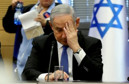 Israeli Prime Minister Benjamin Netanyahu was indicted on corruption charges including receiving a bribe, fraud and breach of trust