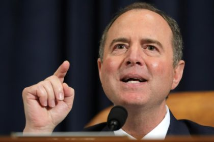"""House Intelligence Committee Chairman Adam Schiff presided over two weeks of dramatic public hearings that he said uncovered a """"massive amount of evidence in short order"""""""