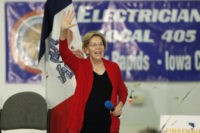 Des Moines Register Endorses Elizabeth Warren, Admits Some of Her Proposals 'Go Too Far'