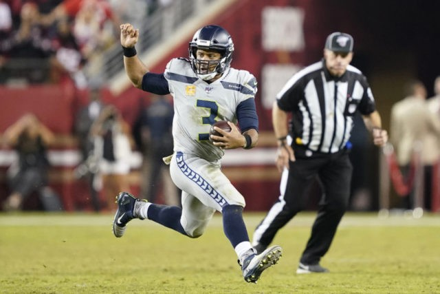 Seahawks Hand Unbeaten 49ers a 'Reality Check' - The ...