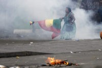 Four more deaths in Bolivia protests: rights commission