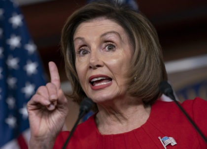 Pelosi: Trump's Actions 'So Much Worse' Than Nixon