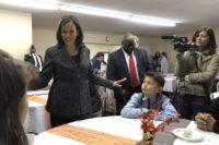 Harris' Iowa pivot struggles to turn interest into momentum