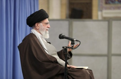 Iran supreme leader warns 'thugs' amid gas price protests
