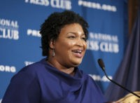 Stacey Abrams: Paid Postage Necessary for All Absentee Ballots