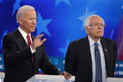 Joe Biden, Bernie Sanders in Dead Heat in California