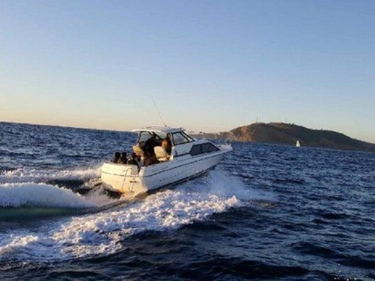 CBP agents arrest nine illegal aliens off the California coast near San Diego. (Photo: U.S. Customs and Border Protection/Air and Marine Operations)