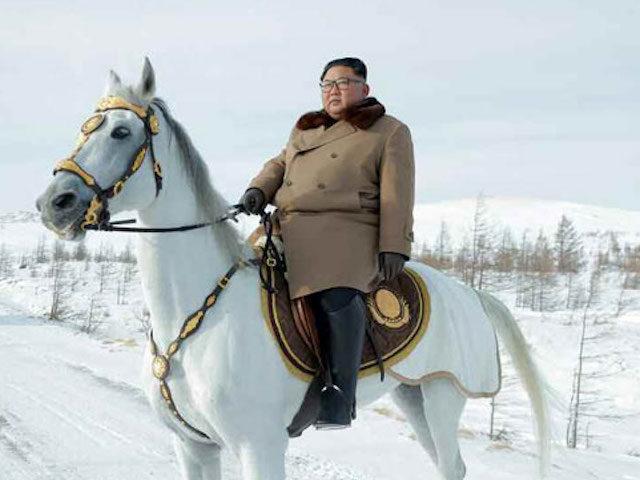 Rodong Sinmun/North Korea