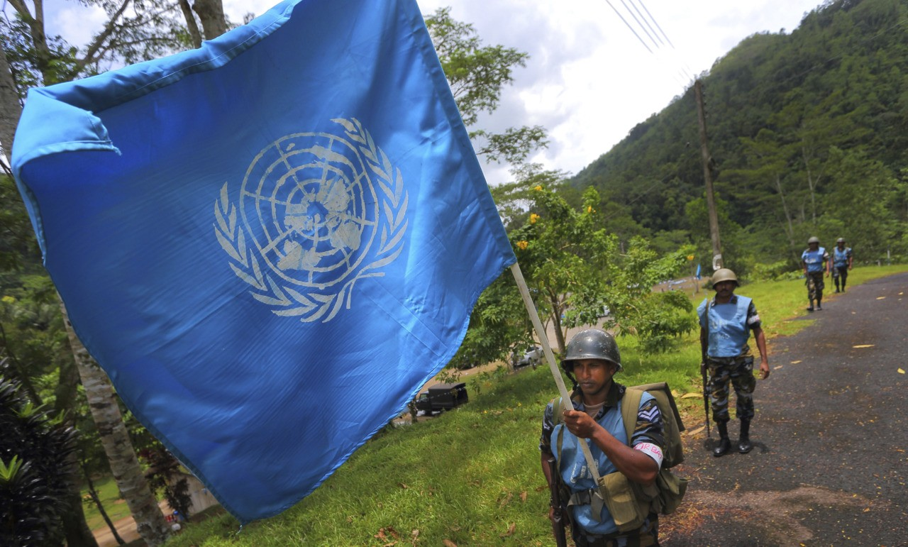 United Nations peacekeepers in Haiti 'fathered hundreds of babies' with young girls