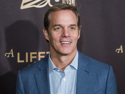 """Bill Hemmer attends a screening of """"A Lifetime of Sundays"""" at The Paley Center for Media on Wednesday, Sept. 18, 2019, in New York. (Photo by Charles Sykes/Invision/AP)"""