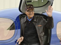 Tuskegee Airman Celebrates 100th Birthday with a Return to the Skies