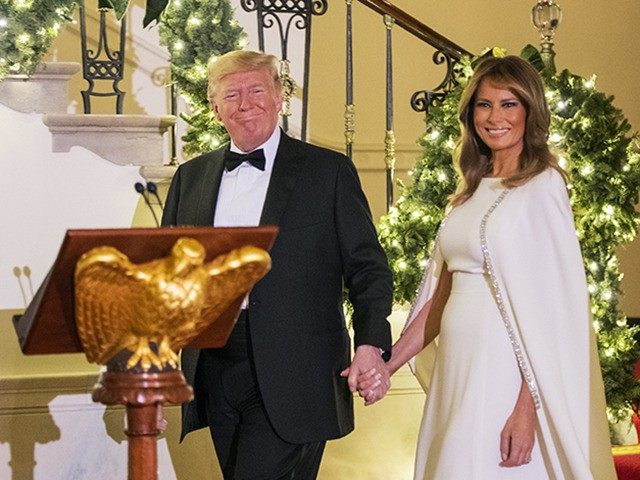 President Donald Trump Tweetstorm - Christmas Eve Edition