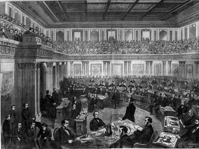 https://commons.wikimedia.org/wiki/File:Andrew_Johnson_impeachment_trial.jpg