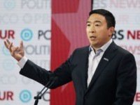 Andrew Yang (Chris Carlson / Associated Press)