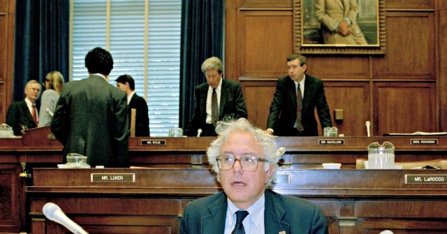 Bernie Sanders Circa 1991: 'We May Lose the Planet for Our Grandchildren'