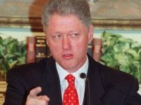 Bill Clinton impeachment (Joyce Naltchayan / AFP / Getty)