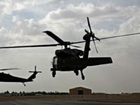Black Hawk Helicopters