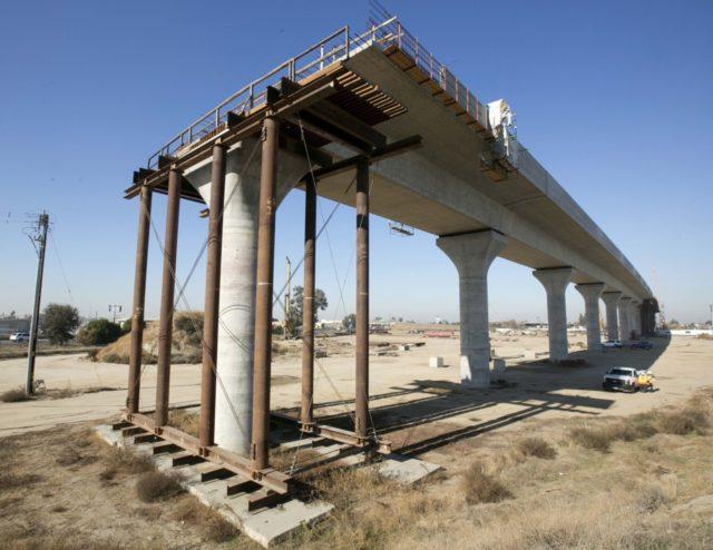 California high-speed rail (Rich Pedroncelli / Associated Press)
