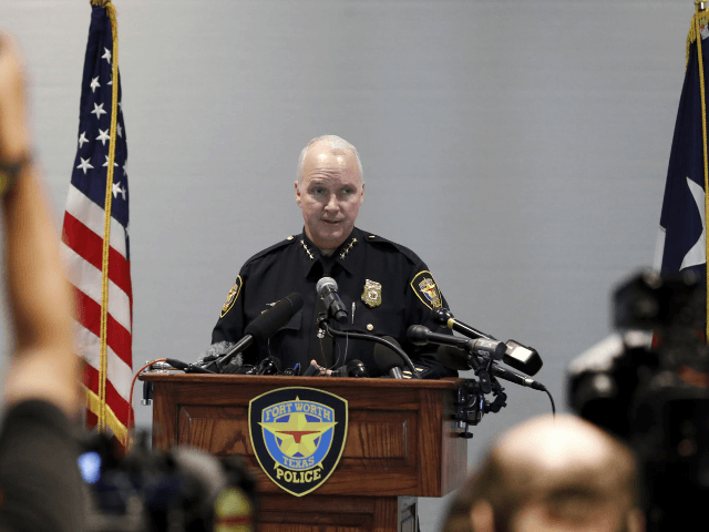 At a news conference on Tuesday regarding the death of Atatiana Jefferson, Fort Worth interim Police Chief Ed Kraus apologized to Jefferson's family and said the officer who shot her will be held responsible for his actions. Tony Gutierrez/AP