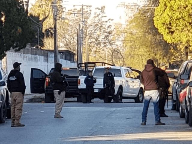 Coahuila dead cop