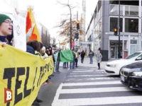 D.C. climate protest