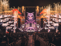 Garuda Land, the main stage of Djakarta Warehouse Project